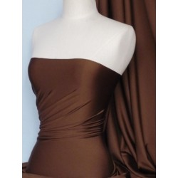 Lycra Coffee brown (England)
