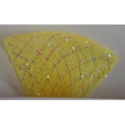 Versteifungsband mit Lurex (Crinoline) unterschiedliche Breiten - A010