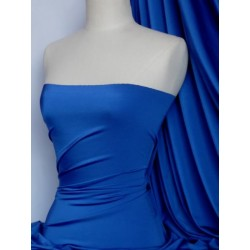 Lycra Royal blue (England)
