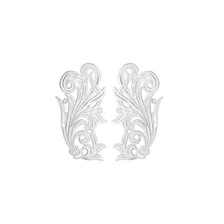 SAMANTHA MOTIV SPITZE - WHITE