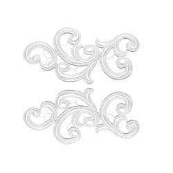 EMMA MOTIF - WHITE