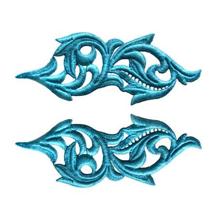 HEARTLEAF _ HAWAII BLUE