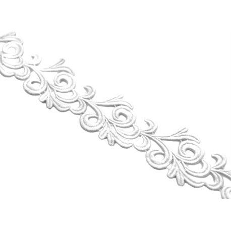 VICTORIA LACE RIBBON - WHITE