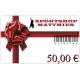 Geschenkgutschein 50€