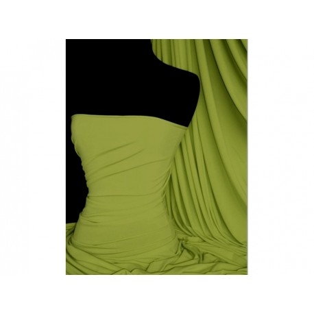 Jersey Lycra Lime Green (England)