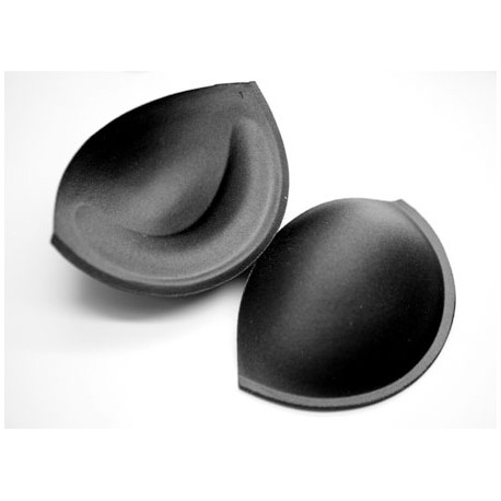 PUSH-UP BH CUP - BLACK