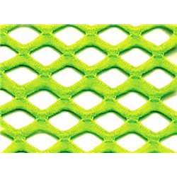 LARGE FISHNET – FLUO GREEN – Chrisanne Clover