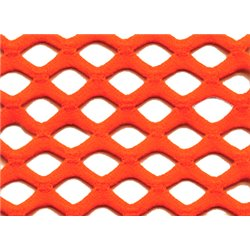 LARGE FISHNET – ORANGE – Chrisanne Clover