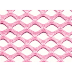 LARGE FISHNET – ROSE PINK – Chrisanne Clover