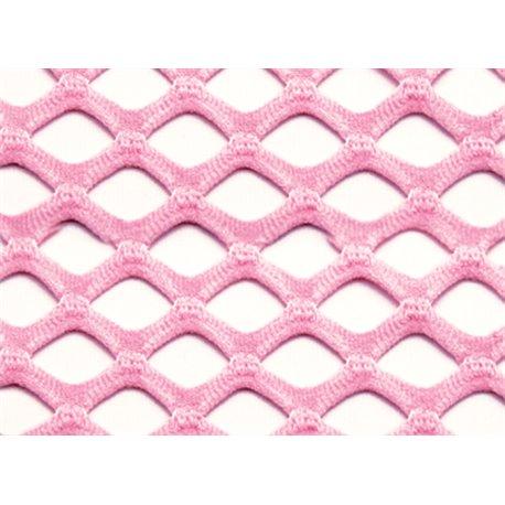 LARGE FISHNET – ROSE PINK – Chrisanne Clover