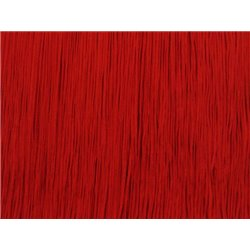 TACTEL FRINGE 45CM – RED – Chrisanne Clover