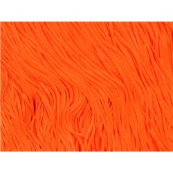 TACTEL STRETCH FRINGE 30CM - ORANGE