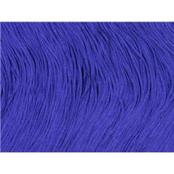 TACTEL STRETCH FRINGE 30CM - PURPLE RAIN
