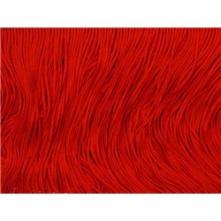 STRETCH FRANSEN 30CM - RED / FLAMENCO
