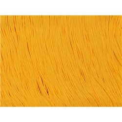 TACTEL STRETCH FRINGE 30CM - SAFFRON