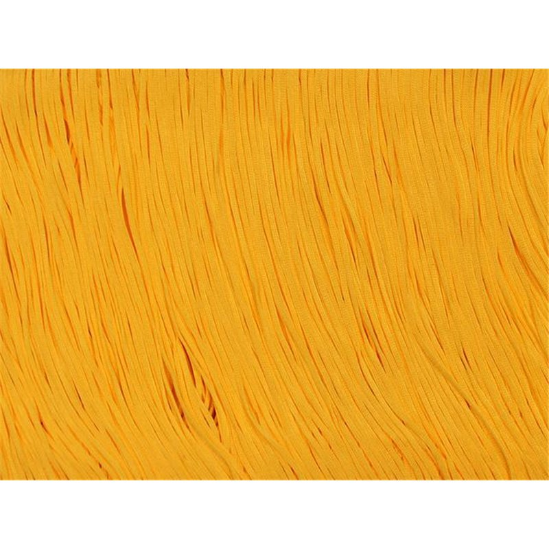 tactel stretch fringe 30cm saffron. Black Bedroom Furniture Sets. Home Design Ideas
