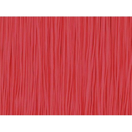 TACTEL STRETCH FRINGE 30CM - SALMON