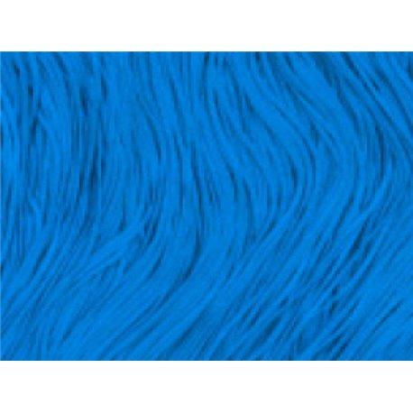 TACTEL STRETCH FRINGE 30CM - TURQUOISE