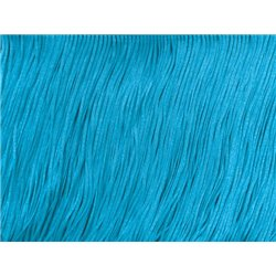 TACTEL STRETCH FRINGE 15CM - BLUE PARADISE