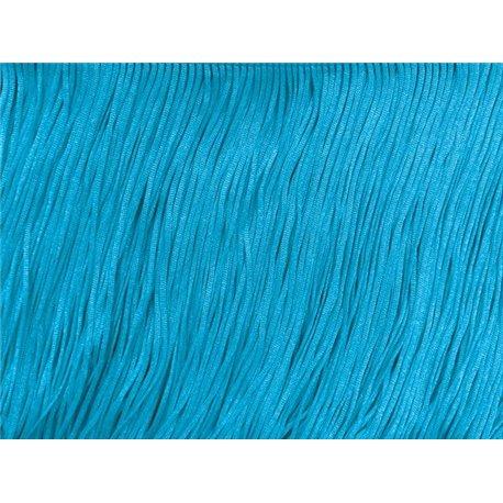 TACTEL STRETCH FRINGE 15CM - BLUE PARADISE