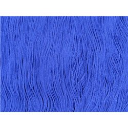 TACTEL STRETCH FRINGE 15CM - BLUEBERRY