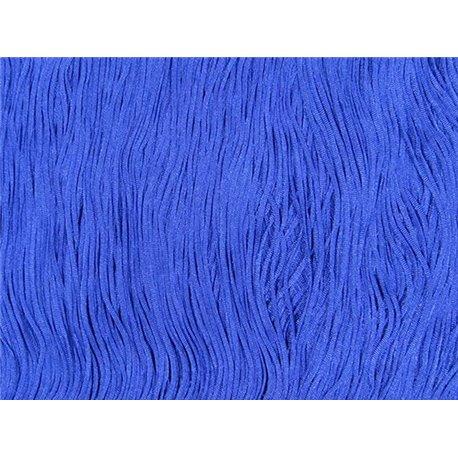 TACTEL STRETCH FRINGE 15CM - BLUEBERRY