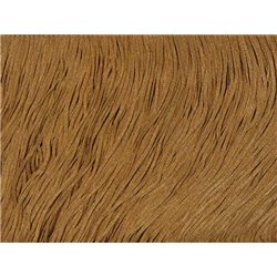 TACTEL STRETCH FRINGE 15CM - CAPPUCCINO