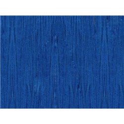 TACTEL STRETCH FRINGE 15CM - ELECTRIC BLUE