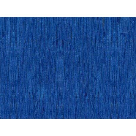 TACTEL STRETCH FRINGE 15CM - ELECTRIC BLUE