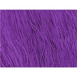 TACTEL STRETCH FRINGE 15CM - HOT MAGENTA