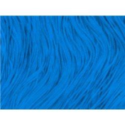 TACTEL STRETCH FRINGE 15CM - TURQUOISE
