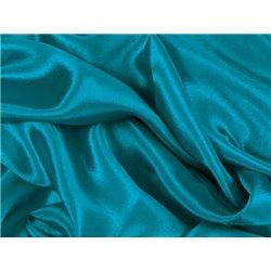 SATIN CHIFFON BLUE ZIRCON - CHRISANNE CLOVER