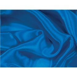 SATIN CHIFFON ELECTRIC BLUE - CHRISANNE CLOVER