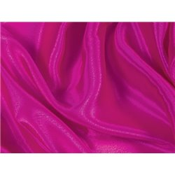 SATIN CHIFFON ELECTRIC PINK