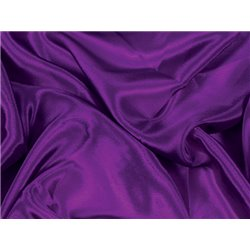 SATIN CHIFFON HOT MAGENTA - CHRISANNE CLOVER