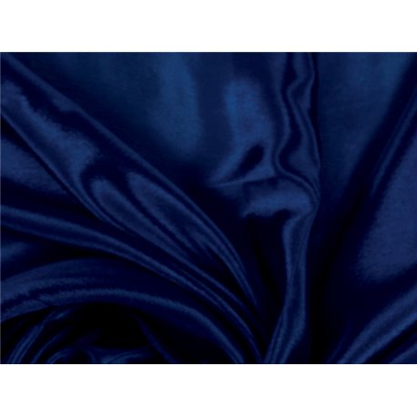 SATIN CHIFFON MIDNIGHT SKY