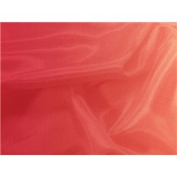 SHADING ON SATIN CHIFFON - RED-SUNGLOW – Chrisanne Clover