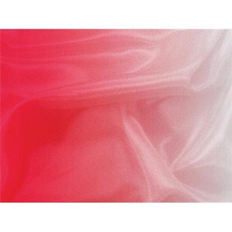SHADING ON SATIN CHIFFON RED-WHITE – Chrisanne Clover