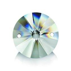 Aufnähstein Crystal AB Art. 635