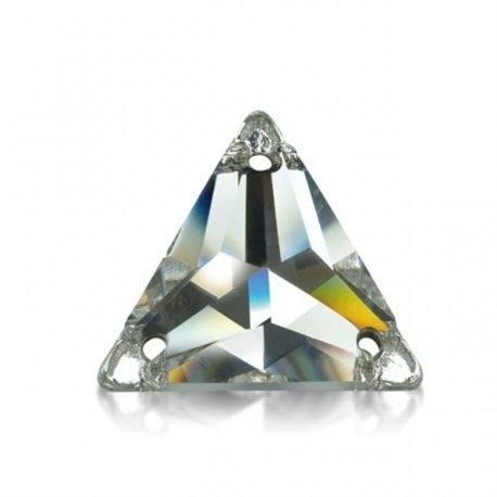 Aufnähstein Crystal AB Art. 603