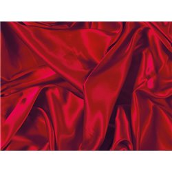 STRETCH SATIN - RED – Chrisanne Clover
