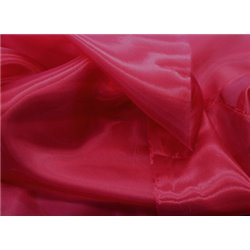 CRYSTAL ORGANZA - CHERRY RED – Chrisanne Clover