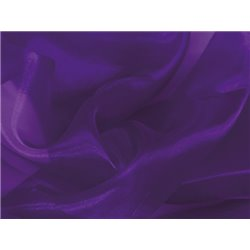 CRYSTAL ORGANZA - PURPLE RAIN – Chrisanne Clover