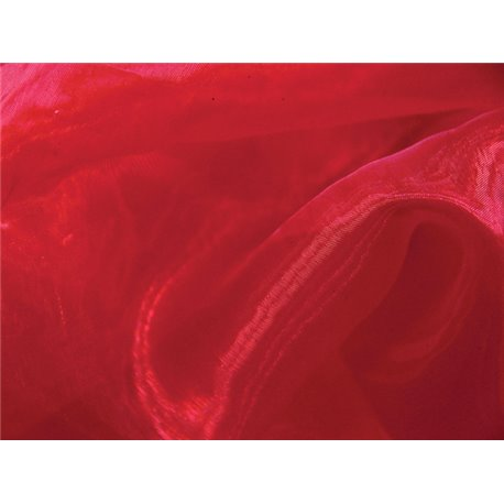 CRYSTAL ORGANZA - RED – Chrisanne Clover