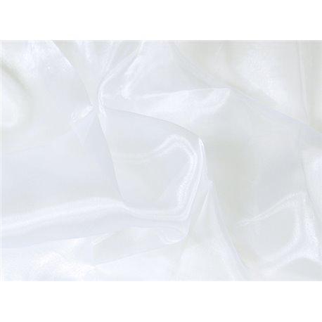 CRYSTAL ORGANZA - WHITE – Chrisanne Clover