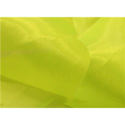 CRYSTAL ORGANZA - TROPIC LIME – Chrisanne Clover
