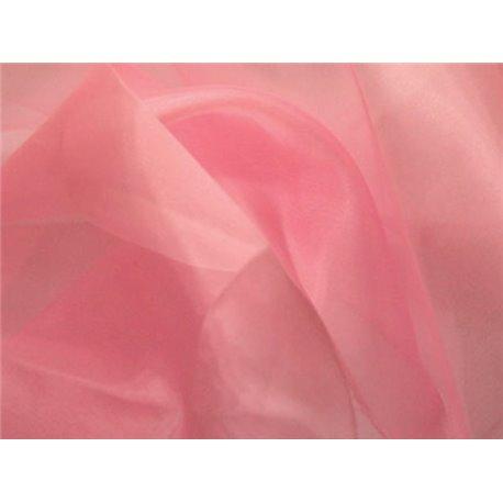 CRYSTAL ORGANZA - ROSE PINK – Chrisanne Clover
