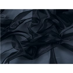 CRYSTAL ORGANZA - BLACK – Chrisanne Clover