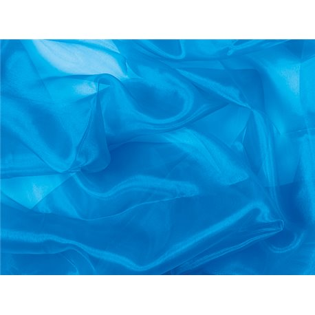 CRYSTAL ORGANZA - TURQUOISE – Chrisanne Clover