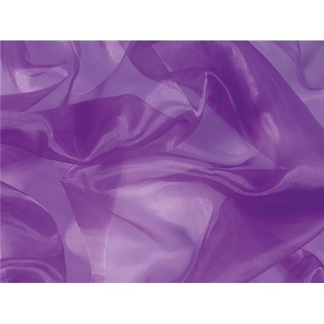 CRYSTAL ORGANZA - LILAC DREAM – Chrisanne Clover